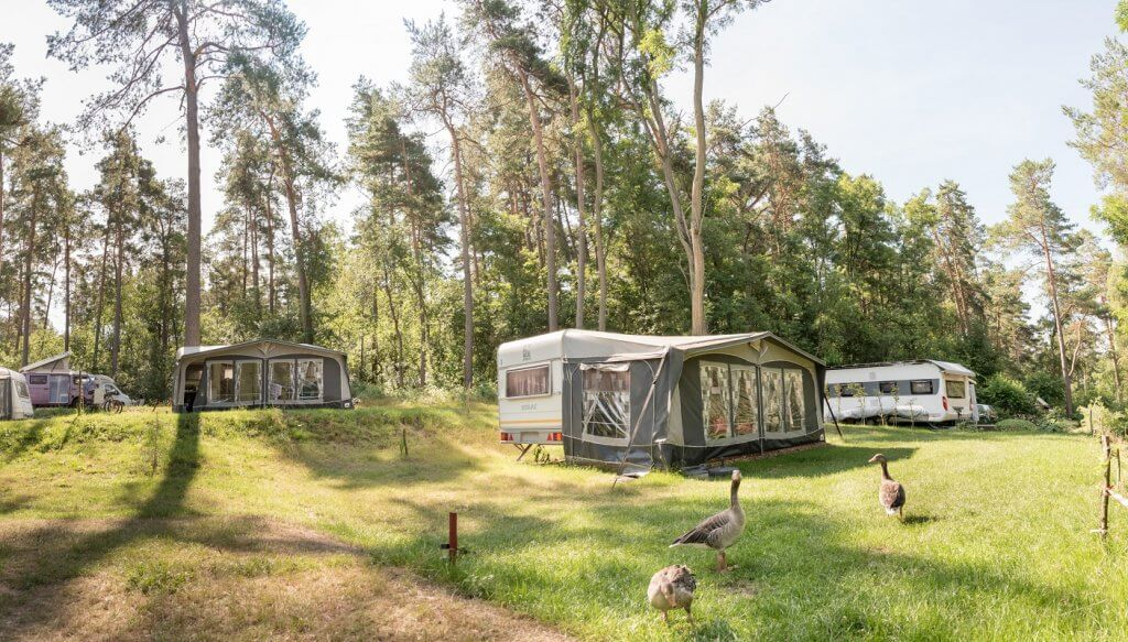 FKK Campingplatz am Rätzsee