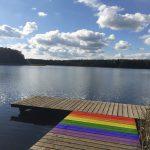 Gay FKK rainbow Rätzsee - Schwules Event